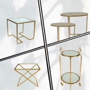 DINNER TABLES-COFFE TABLES